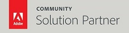 Logo Adobe Community Solution Partner