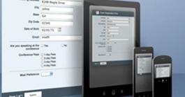 Bild Link zu Web-Formular Service
